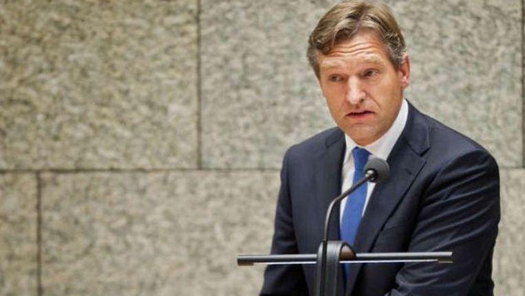 Fractievoorzitter Van Haersma Buma ©ANP Beeld