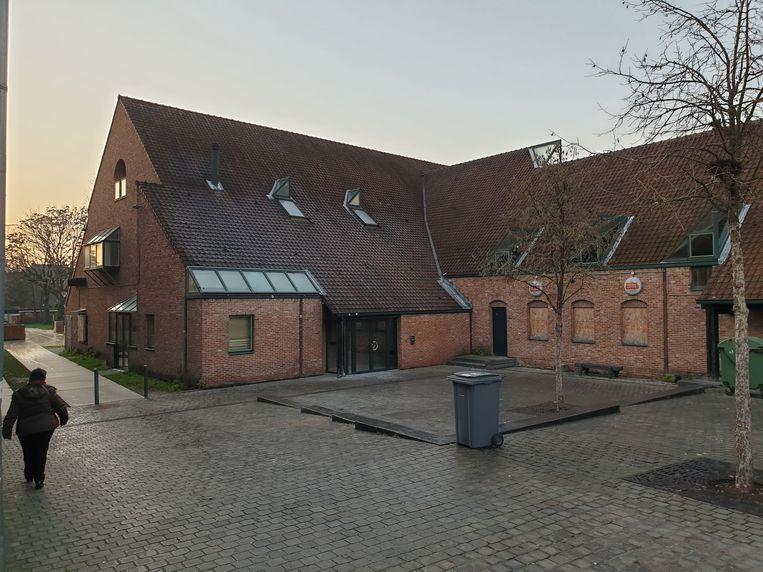 Er komt een nieuwe stadsfeestzaal op de site van zaal 't Hof.