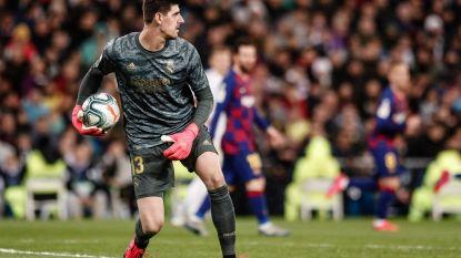 Courtois drie weken out: Real-doelman mist CL-return tegen Man City, ook trip naar Qatar met Rode Duivels in gedrang?