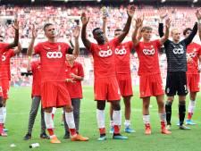Standard Luik houdt koppositie vast in België