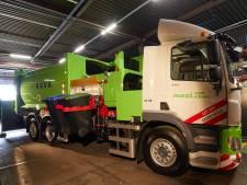 Cure gaat in Eindhovense regio afval inzamelen met elektrische kraanauto van VDL