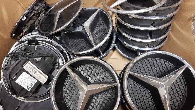 Litouwse dieven van auto-onderdelen aangehouden