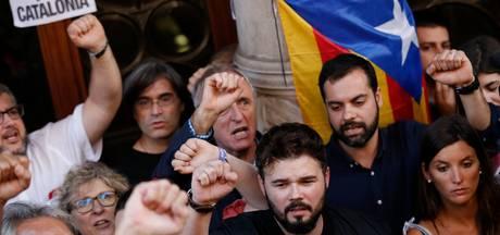 Drie hoge ambtenaren vrijgelaten in Catalonië