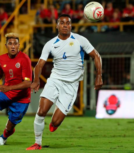 Jeremy de Nooijer op koers met Curaçao na 0-0 tegen Keylor Navas' Costa Rica