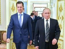 Ambassadeur: Syrische jochies uit dankbaarheid 'Poetin' genoemd