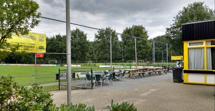 Het complex van Sportvereniging Wissel.