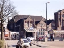 Zo ging station Amersfoort 25 jaar geleden tegen de vlakte