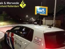 Verkeersborden in Groot-Ammers vernield met vuurwerk: 'Kansloos!'