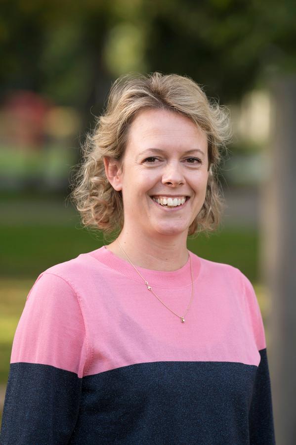 GZ-psycholoog Eva Buijs