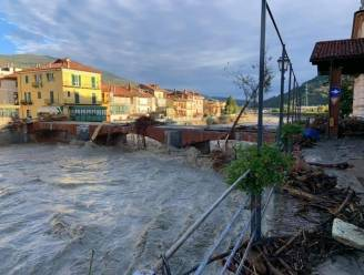 Piemonte en Ligurië vragen noodtoestand aan na doortocht storm Alex