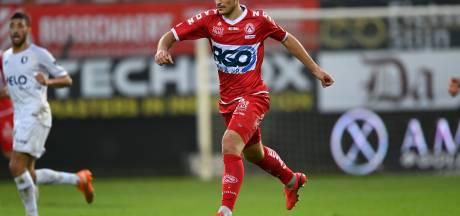 Un joueur de Courtrai manquera le match contre Bruges après un nouveau test positif