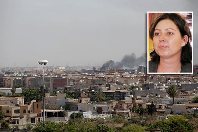 Yvonne Snitjer zat twee weken in een Libische cel.