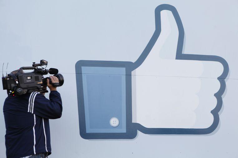 Facebook gebruikt onder meer de likeknop om persoonlijke gegevens van gebruikers te vergaren.
