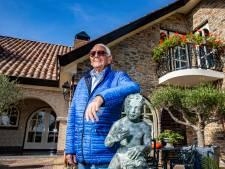 Extravagante Westlander Jan Knoppert in nieuw tv-programma: 'Ik hoop dat ik geen blunders heb gemaakt'