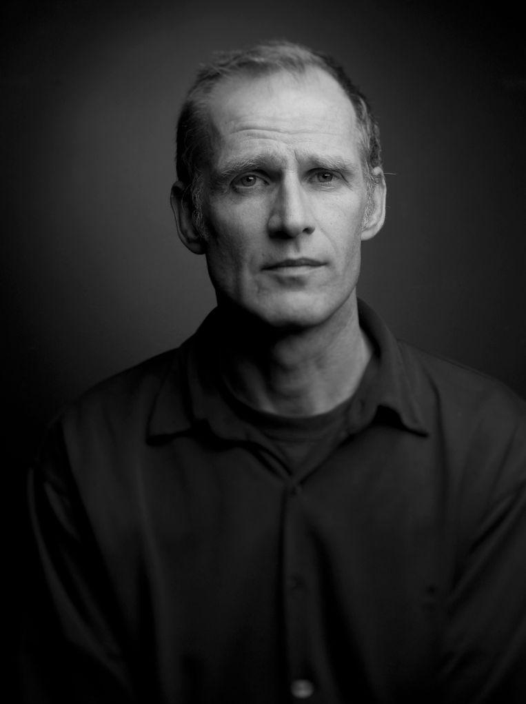 Maarten Corbijn. Beeld John van der Linden