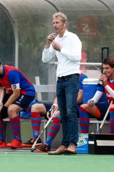 Van der Struijk vertrekt, Dijkstra nieuwe coach hockeyers SCHC