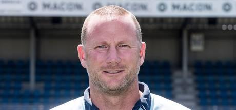 FC Eindhoven en trainer Wilfred van Leeuwen per direct uit elkaar