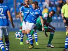 Problemen bij FC Den Bosch houden aan, Soumaoro en Van Moorsel in basis tegen GA Eagles