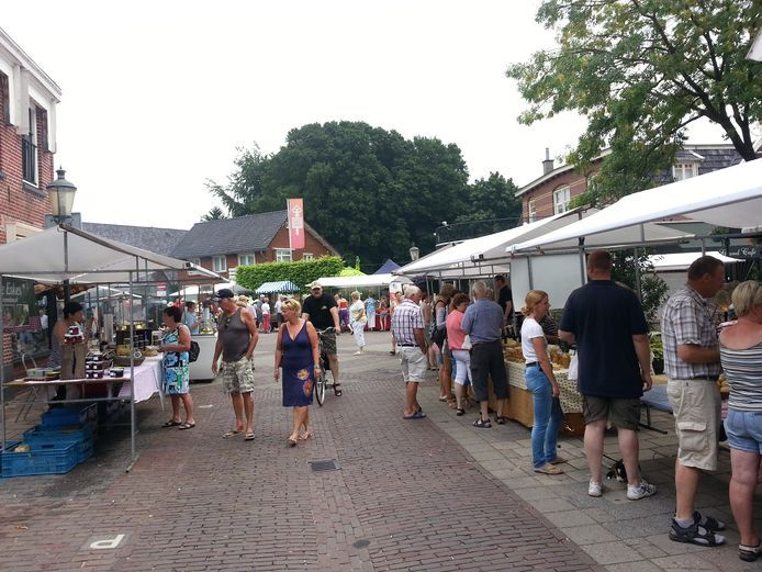 Boerenmarkt in Losser