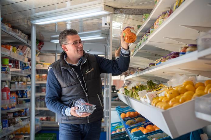 Hans Rooth gaat zijn winkelwagengebied uitbreiden met Baalderveld.