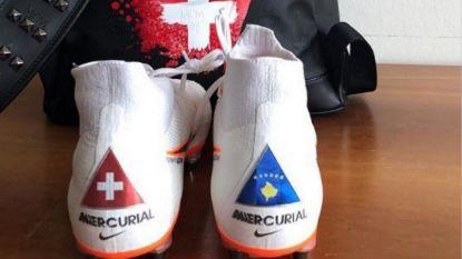 Shaqiri kiest voor schoen van... Kosovo