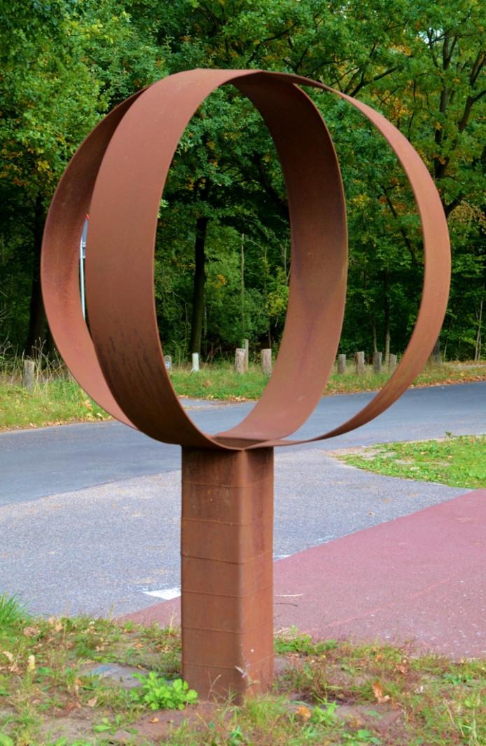 De Aardboom een kunstwerk van Nick Visser werd in 1988 overhandigd aan minister Ed Nijpels (Milieu). Het kwam terecht bij boerderij Wolfslaar en staat nu in Boeimeerpark