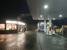 Man jat geld en sigaretten uit tankstation Lelystad