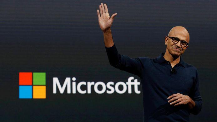 Satya Narayana, CEO de Microsoft