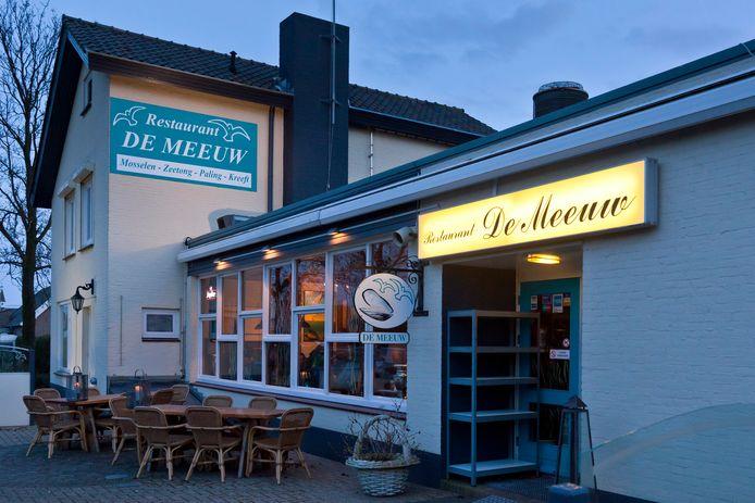 Restaurant De Meeuw bestaat 30 jaar.