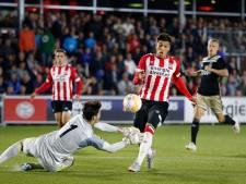 Jong PSV nipt te sterk voor Jong Ajax
