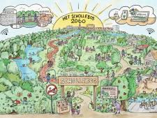 Plan voor Schollebos goedgekeurd: Kinderboerderij verhuist en  Watervallei breidt uit