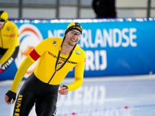 Deventer schaatser Thomas Krol voegt zich bij elitesprinters: 'Eindelijk onder die 35 seconden'