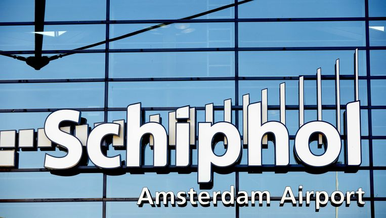 Luchthaven Schiphol. Beeld anp