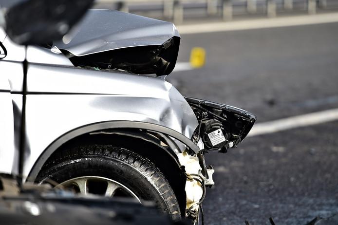 Brabant is de provincie waar gemiddeld de meeste schadeclaims na een verkeersongeval worden ingediend.