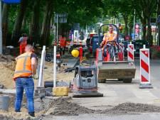 Gorcumse Banneweg krijgt nieuw asfalt: parkeergarage Beatrix zondag onbereikbaar