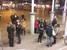 Experts buigen zich over scheur in vloer stadhuis Apeldoorn, parkeergarage deels gestut