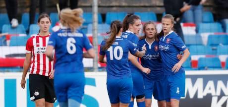 Blom helpt in blessuretijd vrouwen Twente aan de landstitel