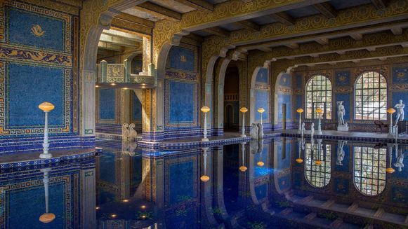 Romeins zwembad.