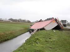 Teruglezen: westerstorm raast door deze regio, Enschedeër komt om het leven
