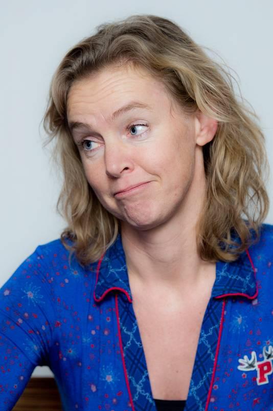 Annemarie Haverkamp.