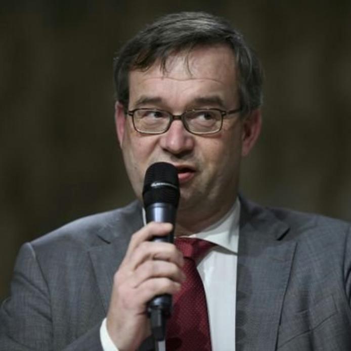 Jos van Nunen, nieuwe voorzitter raad van bestuur van Juzt.