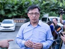 Parlementslid Hongkong neergestoken op straat