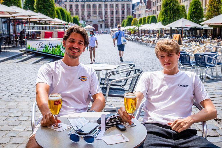 Op pad in Leuven: hoe gaan mensen om met de bubbel van vijf?