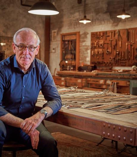 Peter Konijnenburg is de eerste 'ereburger van De Langstraat'