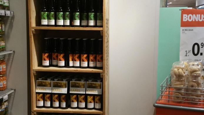 De bieren van de Kaapse Brouwers in de Albert Heijn.