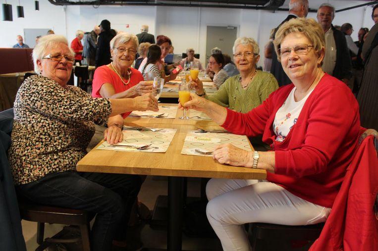 Het buurtrestaurant liep eind augustus al helemaal vol voor de opening en blijft populair.