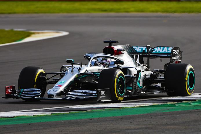 De W11 van Mercedes