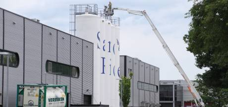 Brand geblust bij rijstwafelfabriek in Veenendaal