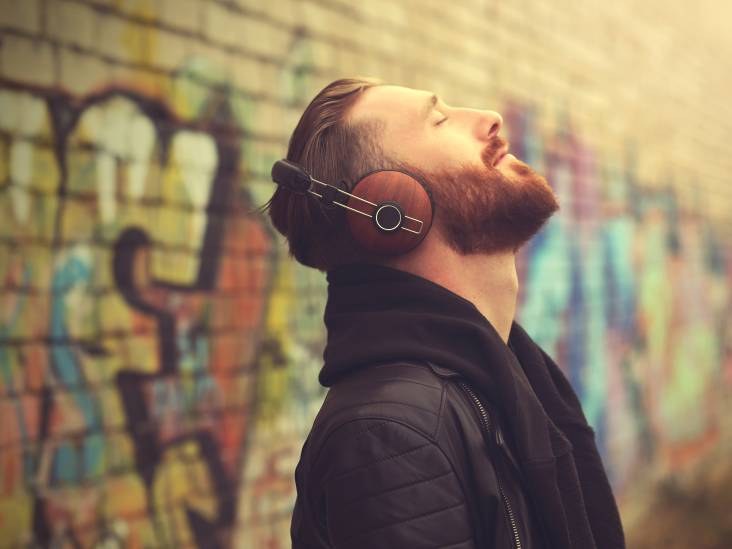 Muziek heeft zelfde effect op je brein als seks of drugs
