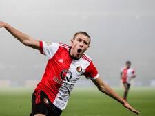 'Er was twijfel of ik ooit nog zou terugkeren in het eerste van Feyenoord'